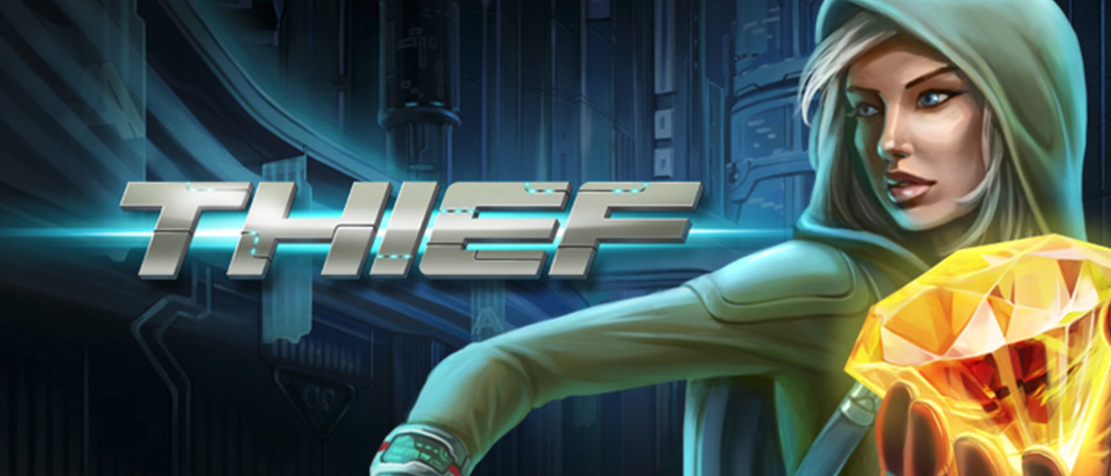Thief Video Slot Netent