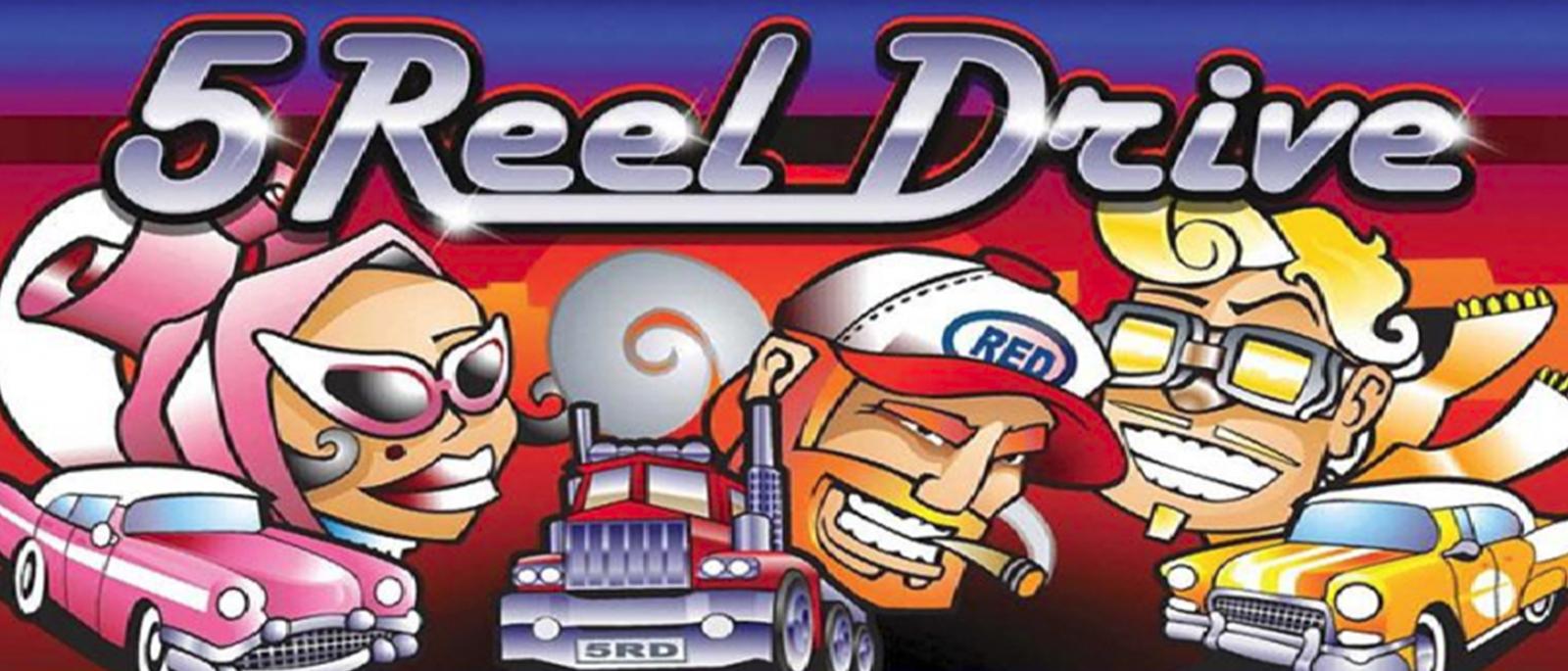 5 Reel Drive Slot Spiele
