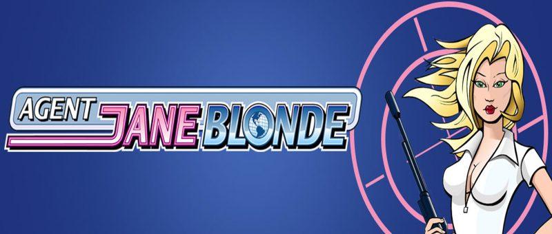Agent Jane Blonde Spielautomat