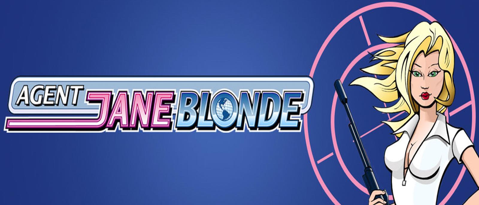 Agent Jane Blond Spielautomat