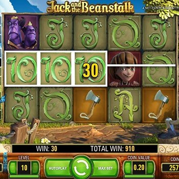 jack and the beanstalk spielen