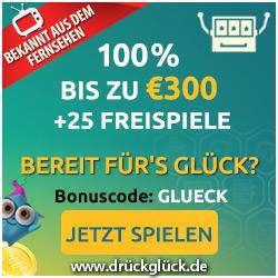 DruckGluck online casino spielen