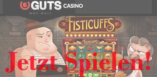 Spielen Sie jetzt bei Guts online Kasino