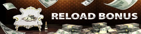 Reload casino bonus