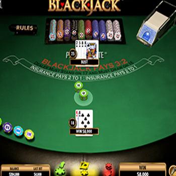 Spielen Sie Online Black Jack