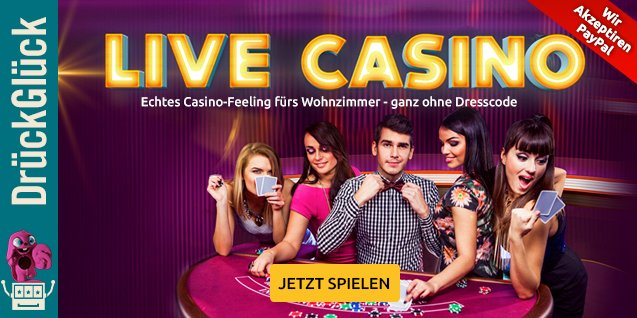Druck Gluck Casino Bonus