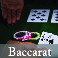 Live baccarat spielen