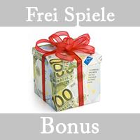 Frei Spiele Bonus