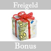 Freigeld bonus