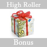 Spiele mit High Roller Bonus