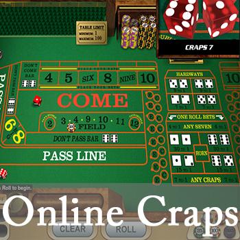 online craps spielen