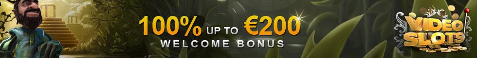 Videoslots Casino Willkommen Bonus