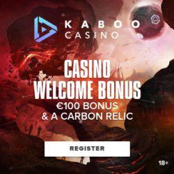 Kaboo Casino Willkommensbonus
