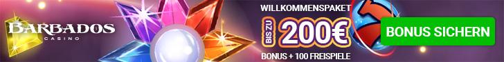 Barbados online casino bonus