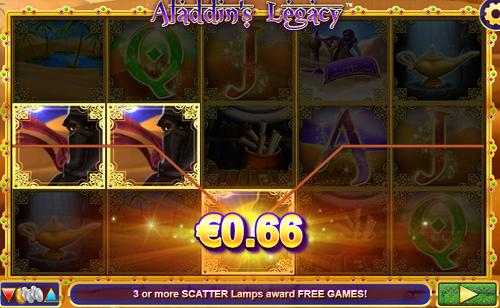 Aladdins Legacy Slotmaschinen Spielen