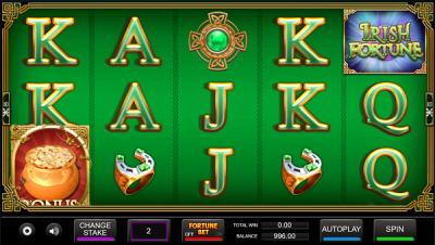 Irish Fortune Slotmaschinen Spielen