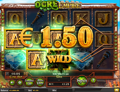 Online Spiele Ogre Empire Slotmaschinen