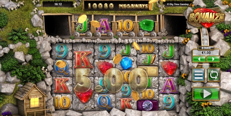 Bonanza Slot Spiele