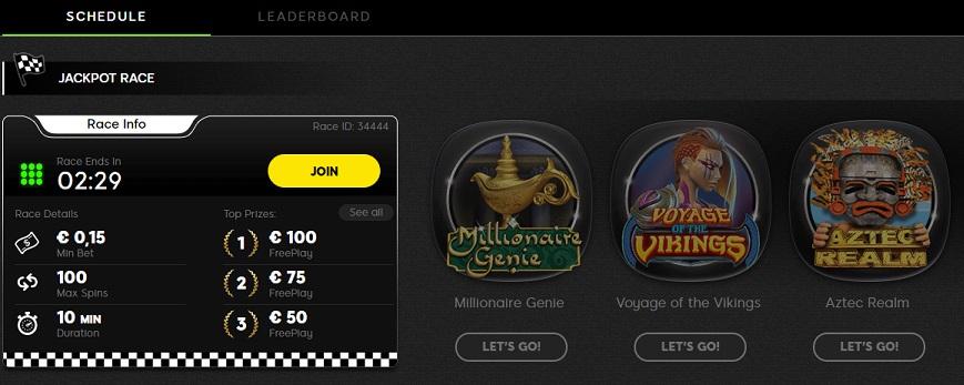 Slot Spiele Races @ 888 Online Casino