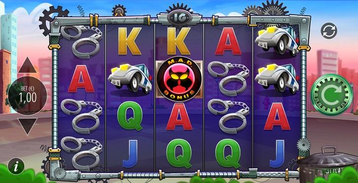 Inspector Gadget Slot Spiele Online