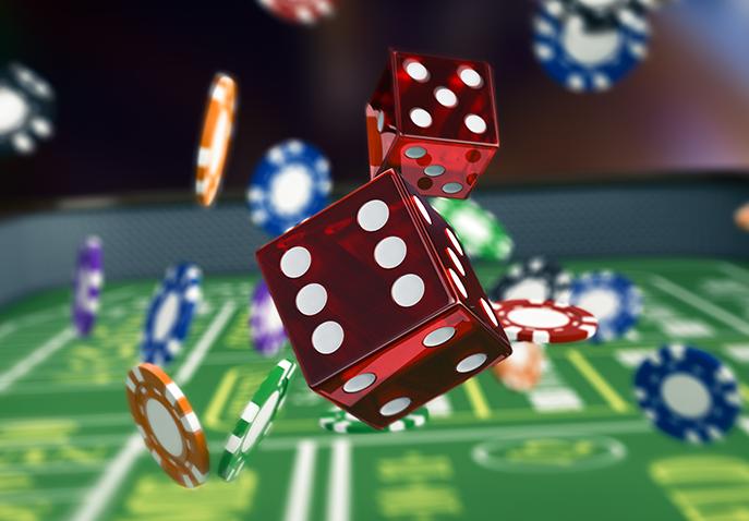 Alle Regeln des Casino-Spiels Craps werden Ihnen erklärt