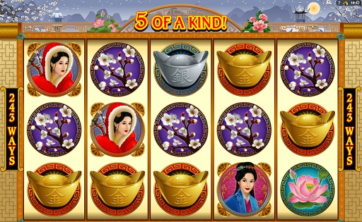 Asian Beauty Slot Spiele