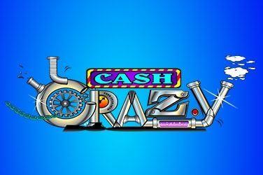 cash crazy slotmachine