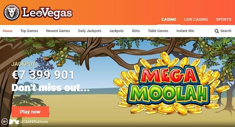 Casino Spiele Leo Vegas