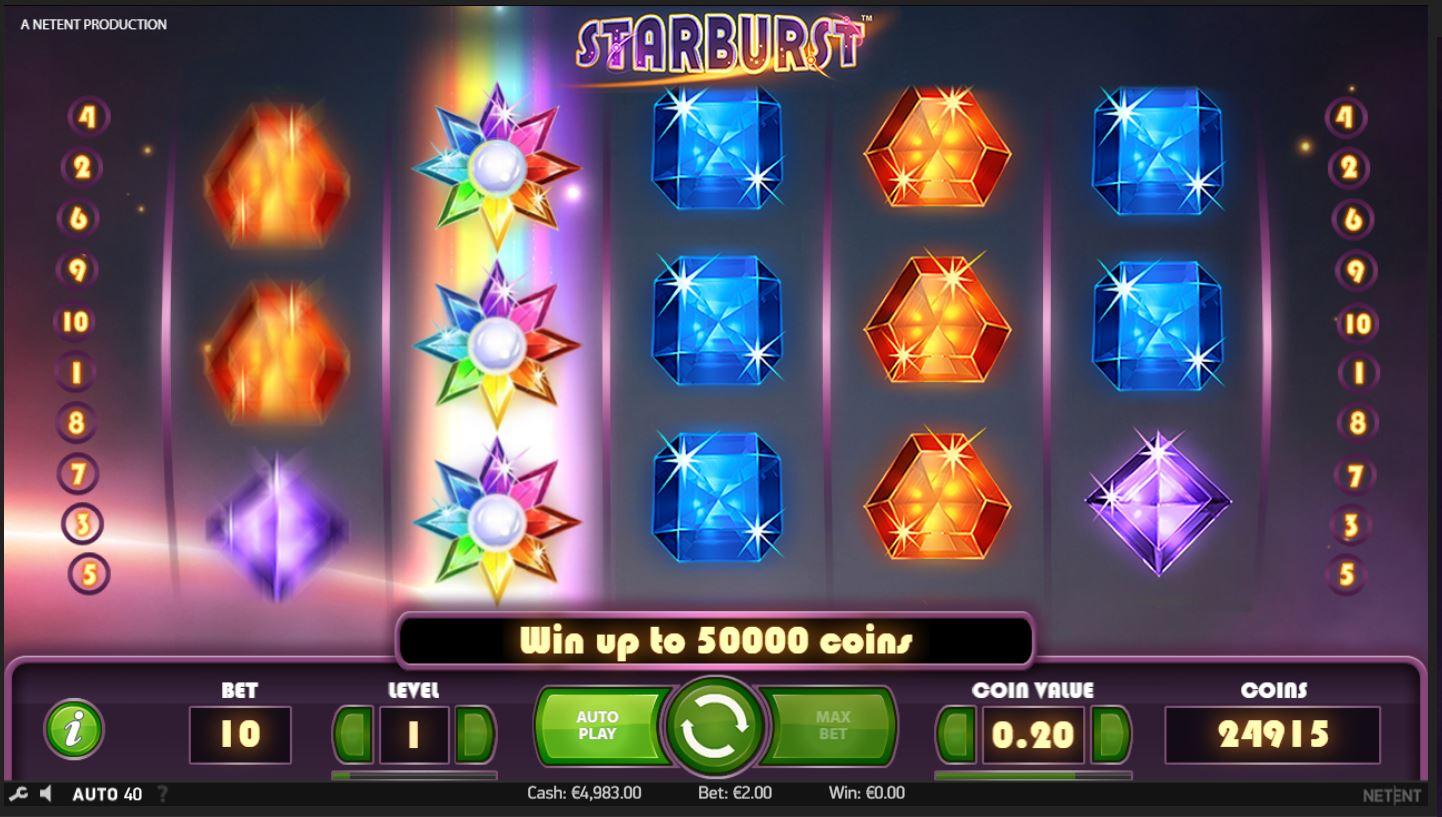 Starburst Frei Spiele