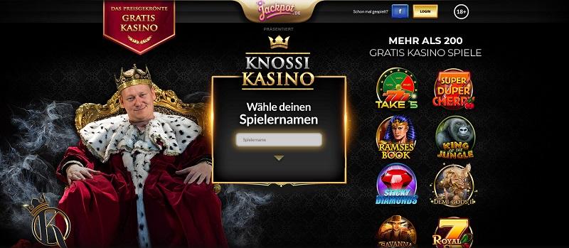 Knossi Welches Online Casino