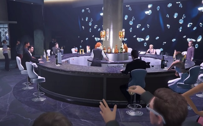 GTA Casino Lounge