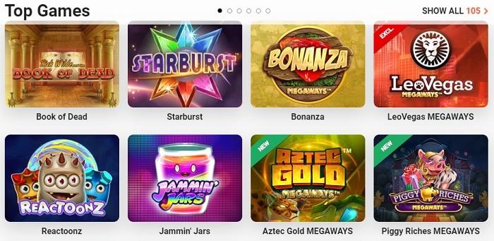 Hausvorteil Slot Spiele